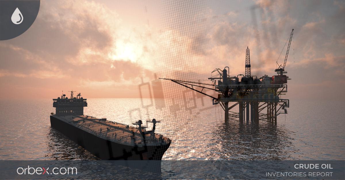Oil Rallies Despite Massive Inventories Build