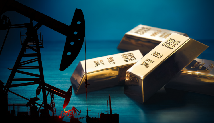 gold oil forex